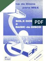 Sistema de Disco Para MSX