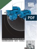 Motores trifásicos - esp