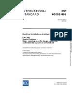 IEC 60092-506-2003