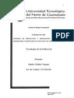 Proyecto de Estadias Sandra Análisis de Riesgos de Seguridad..