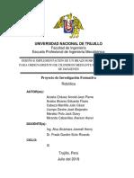 DISEÑO E IMPLEMENTACIÓN DE UN BRAZO ROBÓTICO DE 3GDL PARA ORDENAMIENTO DE CILINDROS MEDIANTE PROCESAMIENTO DE IMÁGENES.