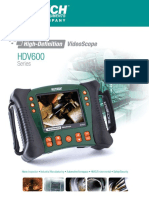 Exteck HDV640 Brochure