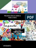 Presentación de Agencia Publicitaria 1