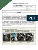 Informe de Materia Organica