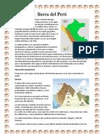 Sierra del Perú.docx