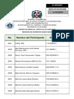 Listado Definitiva de Oferentes Sorteo Inapa-ccc-so-2019-0003