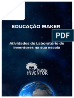 eBook Educaçao Maker Escola de Inventor