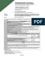 CONFORMIDAD DE SERVICIO DE ANDAMIO METALICO.xls