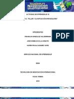 AA10_EPR_Ev 2 Taller Clasificación Arancelaria