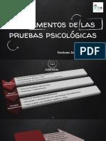 Fundamentos de Las Pruebas Psicodiagnosticas
