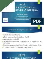 Haití_Tradiciones y Medicina Guy Juillet
