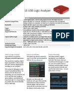16 Channel Logic Pro Analyzer