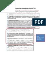 Pauta Documentación Informe Favorable Para La Construcción