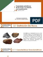 petrosifica de las rocas