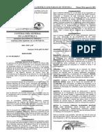 Gaceta Oficial 41706 PDVSA