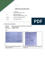 APC-DSL-029 Informe Diario de Actividades 29-08-19