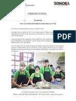 27-08-19 Inicia Ciclo Laboral 2019-2020 en Centro Manos a La Vida