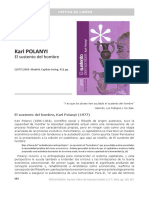 El Sustento Del Hombre de Karl Polanyi (resumen)