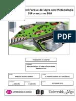 Ejemplo de Acta de Constitucion de Un Parque