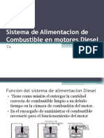 183583114 Sistema de Alimentacion de Combustible en Motores Diesel Ppt
