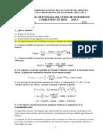 Solución Prueba de Entrada MCI