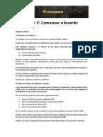 Paso 7 Comenzar a Invertir.pdf