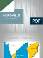 Auro Ville
