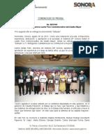 30-08-19 Celebra DIF Cuarto Foro Conmemorativo Del Adulto Mayor