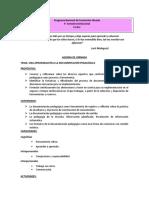 Modelo de Agenda 4° jornada F.S. Nivel Inicial_