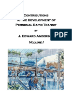 Contributions to the Development of PRT I