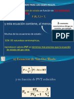 ecuaciones de gases
