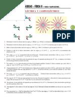 FUERZA ELÉCTRICA  Y  CAMPO ELÉCTRICO  TALLER 05 - Septiembre 2019[2800].pdf