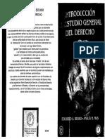Russo-mas Introduccion Estudio General Del Derecho