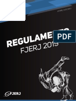 Regulamento FJERJ 2019 1