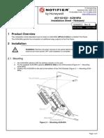 Acm-8ra Install Sheet