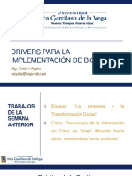 Drivers Big Data & Caso de Estudio