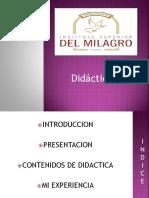 Didactica II -Portafolio 2