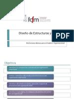 Estructuras y Procesos U de Chile