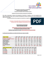 Informe Femicidios-CasaDelEncuentro