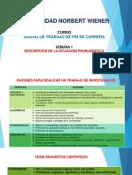 SEMANA I Descripcion de La Situacion Problematica 2019-II - Copia