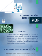 comunicacioon empresarial