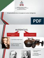 Empreendedorismo e Inovação Em Carros Inteligentes
