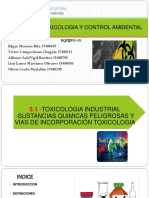 5.1 Toxicologia Industrial