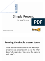 1- Simple Present and Routines - 2019