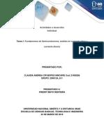 Tarea2 Individual Física Electrónica Claudia Cifuentes