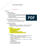Modelo de Informe Final 2018 Catedra psicologia Comunitaria