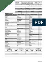 Formato Modelo Inventario Vehiculos
