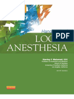 Handbook of Local Anesthesia 6th Ed