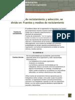 FA U3 Procesoreclutamiento