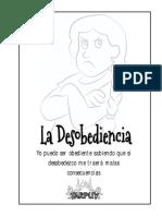 3. La Desobediencia(3)